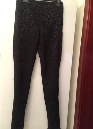 Жаккардовые брюки h&m