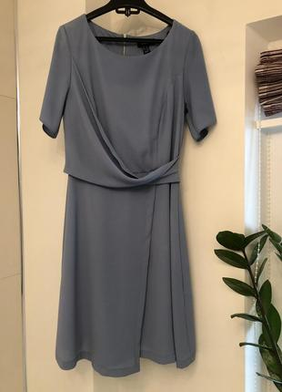 Платье new look небесно-голубого цвета