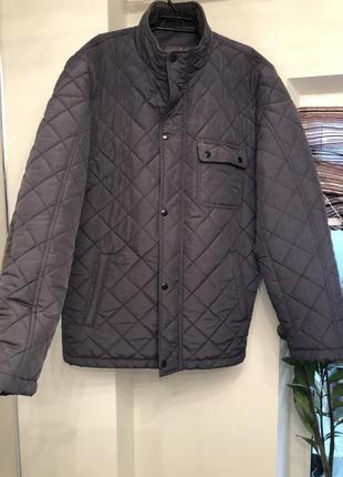 Мужская демисезонная куртка-тренч