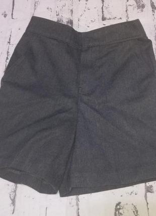 Классические шорты мальчику 5-7 лет