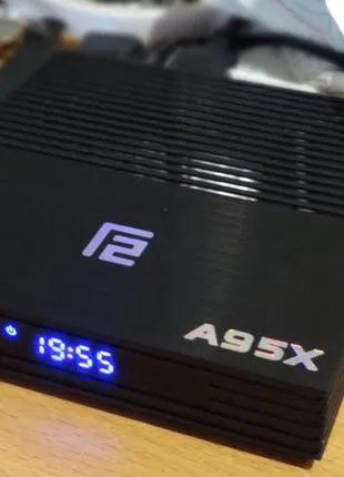 A95X F2 4/32,64,Смарт тв приставка,Android smart tv box,X96,H96
