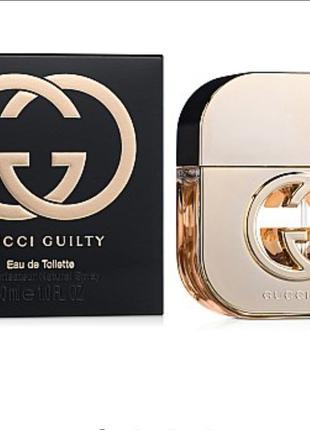 Gucci Guilty 50ml edt (Туалетная вода) ОРИГИНАЛ