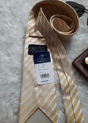 Новые брендовые галстуки Италия