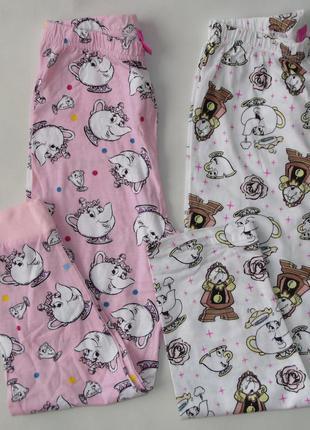 Пижама набор 2 шт штаны primark англия 5-6 лет