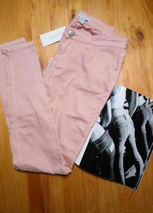 Amisu джинсы скини skinny слимы штаны брюки