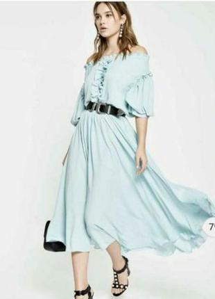 Шикарное платье италия denny rose 44(50)