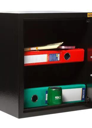 Сейф GUTE 36K офисный для бухгалтерии (35х38х36 см.)