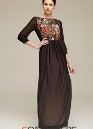 Новое платье бурси (бурвин) размер 46-48