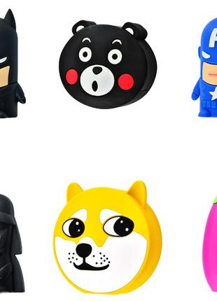 Портативное зарядное устройство PowerBank Emoji New Design 15000