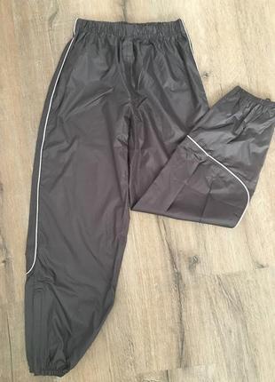 Дождевые брюки tchibo для активных детей!не продувается,не про...