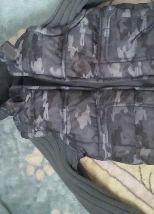 Верхняя одежда на мальчика