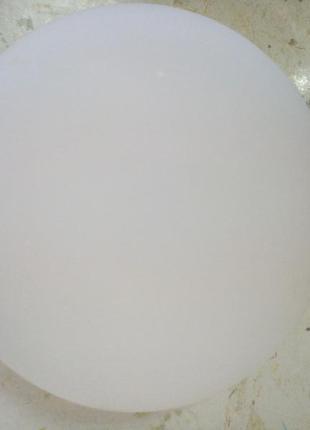 Плафон для світильника-(внутрішній d=14mm,зовнішній d=17.5mm)