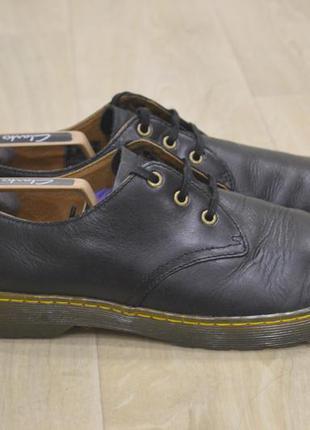 Dr martens мужские кожаные туфли оригинал