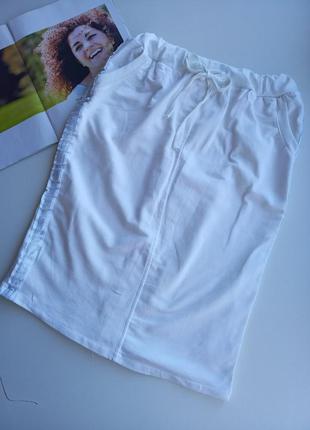 Трендова юбка,з карманами