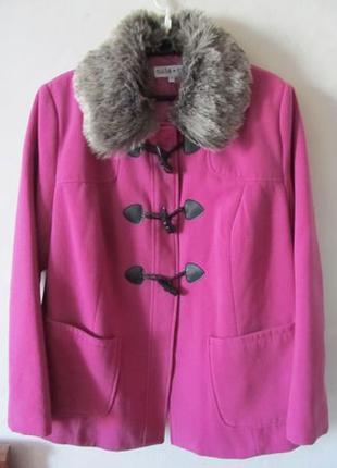 Пальто Дафлкот женское 54-56 размер