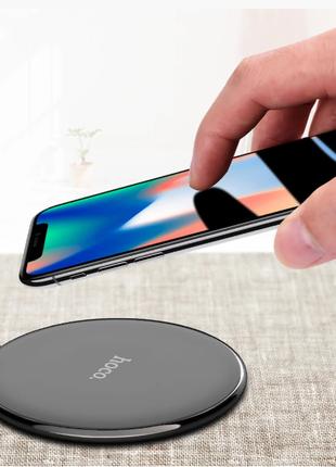 Беспроводная зарядка Iphone HOCO CW6