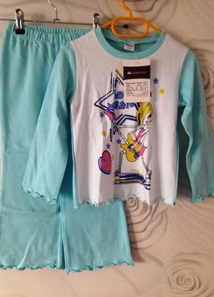 Пижама, одежда для дома, комплект, 2 цвета