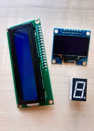 Arduino набор Displays 2 OLED