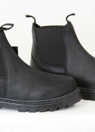 Ботинки унисекс sisley размеры на 38 и 41