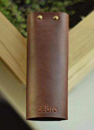 Ключниця із натуральної шкіри| кожаная ключница
