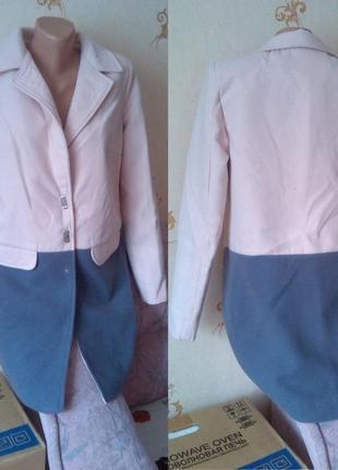 Распродажа!роскошное кашемировое пальто на подкладке