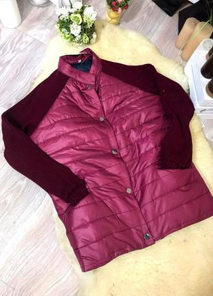 Стильная куртка, весна-осень