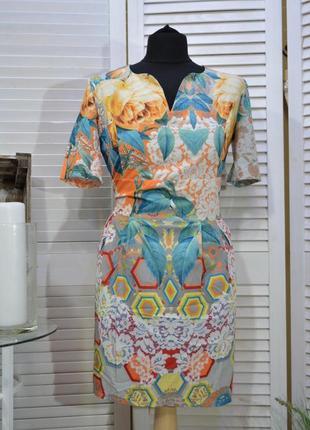 Красивое, легенькое летнее платье