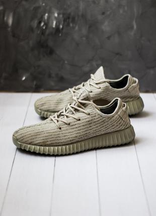 Мужские кроссовки adidas yeezy boost 350 moonrock. хорошее сос...