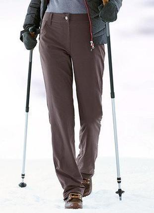 Облегченные лыжные штаны tcm tchibo германия на наш 50 размер