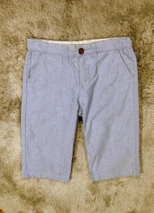 Стильные шорты мальчику denimco, 9-10 лет