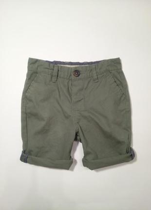 Классные шорты мальчику denimco, 2-3 года