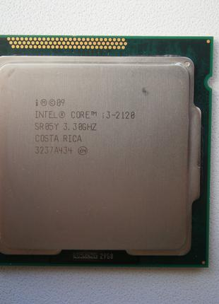 Процессор Intel core i 3-2120 -3.30 GHz  - LGA 1155