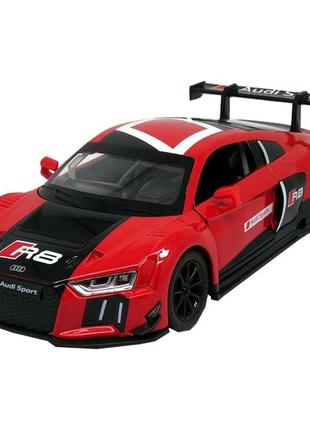 "Машина металл 68262A ""АВТОПРОМ"",1:24 Audi R8 LMS"