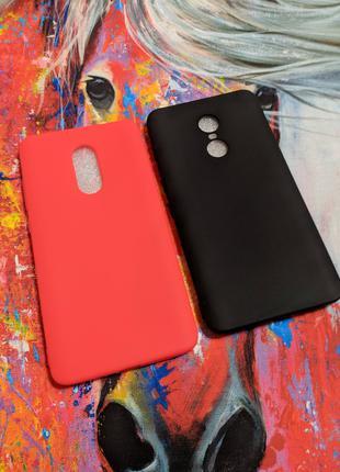 Чехол для Xiaomi Redmi Note 4 4X pro TPU силикон