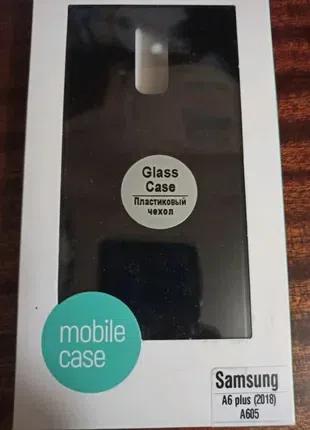 Чехол Samsung Galaxy A6 plus 2018 Black