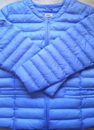 Новая женская демисезонная куртка Damart Франция