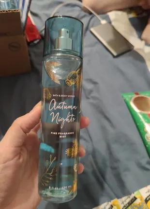 Мист для тела от Bath and body works