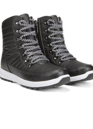 Зимние водонепроницаемые термо-ботинки khombu, новые, оригинал