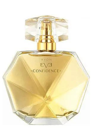 Женская парфюмерная туалетная вода Avon Eve Confidence 50мл духи