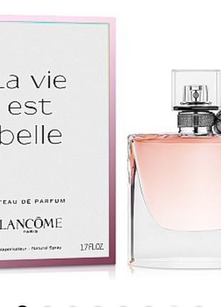 Lancome La Vie Est Belle 50ml edp(Парфюмированная вода) ОРИГИНАЛ