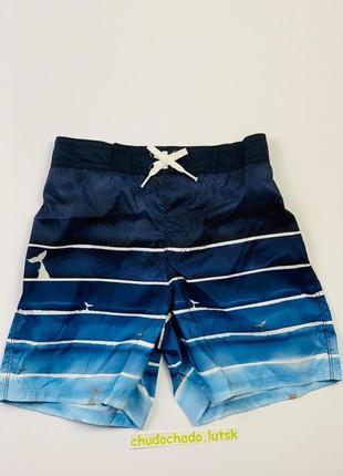 Купальные плавки шорты на мальчика, h&m
