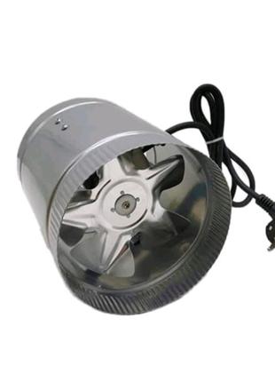 Вентилятор канальный осевой металлический VKAM 100. VENUS.