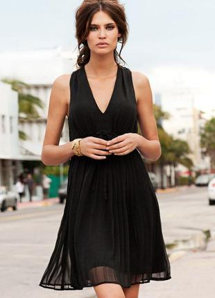 Плаття h&m плісеровка платье плиссе maternity