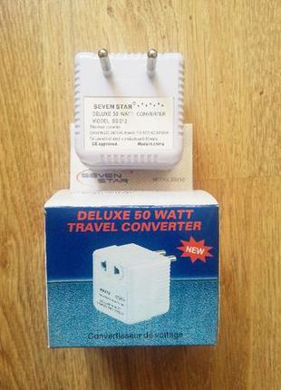 Преобразователь конвертер трансформатор напряжения 50w 110 в -...