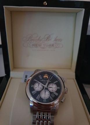 Мужские часы Brooks Brothers Chronograph Timepiece Оригинал!
