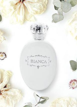 Парфюмерная вода Bianca. Сравним с Calvin Klein Beauty
