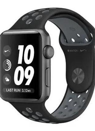 Apple Watch Series 2 42mm Space Gray Nike Sport Band НОВЫЕ