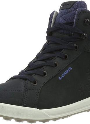 Ботинки кроссовки lowa tortona gtx mid ws gore-tex