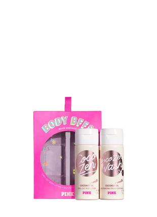 Подарочный набор victoria's secret pink оригинал, лосьон гель ...