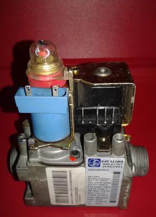 Газовый клапан на котел Ariston UNO 24 MFFI (EuroSIT 845 SIGMA)